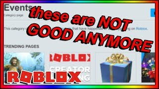 I HATE ROBLOX EVENTS NOW