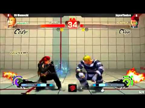 SSFIV:AE v2012 - Momochi (Cody) vs. JayceTheAce  (C. Viper) - NCR 2013