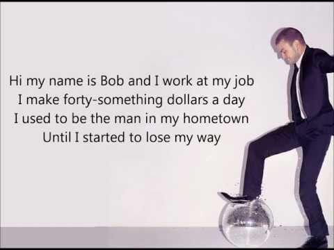 Losing my way - Justin Timberlake (Lyrics) HQ