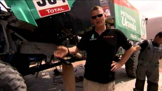 IVECO'S MECHANICS KEY ROLE – Dakar 2015 Stage 9
