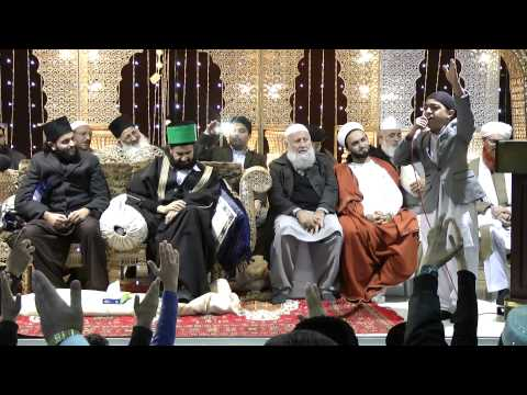 Milad-e-paak In Birmingham Naat By Farhan Rashid Sahib His Grand Mother Chehlum video
