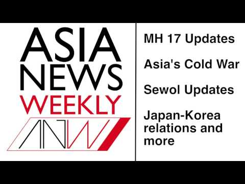 Updates on MH17, Asia's Cold War, Japan, Korea, and More - Asia News Weekly 8.1.14