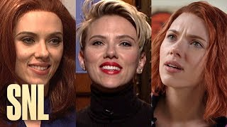 Best of Scarlett Johansson on SNL