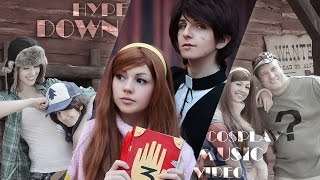[CMV] Gravity Falls | Hype down