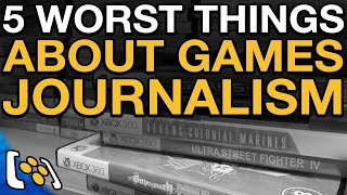 5 Worst Things About Being A Games Journalist