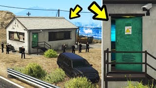 What are Rockstar hiding inside this building?