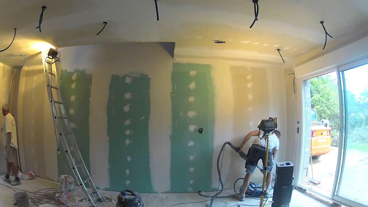 Ponceuse girafe youtube - Peinture hydrofuge placo ...