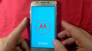 Como formatear Moto G5/resetear Motorola G5/Hard Reset Moto G5 2018.