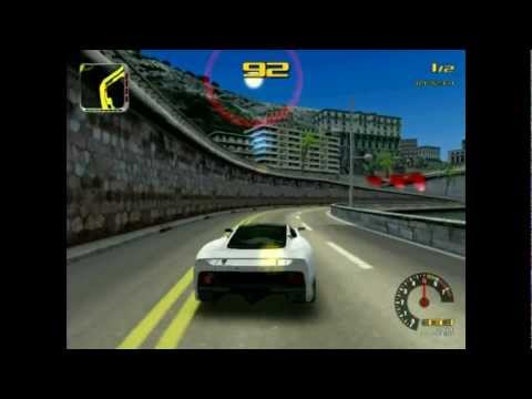 Test Drive 2002: Vasily is down (HD)