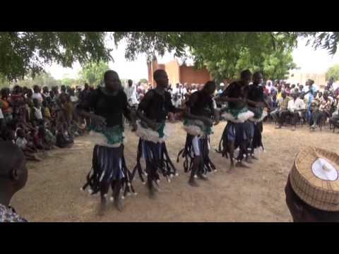 REMAR BURKINA FASO - Presentación del proyecto del Colegio en La Haye