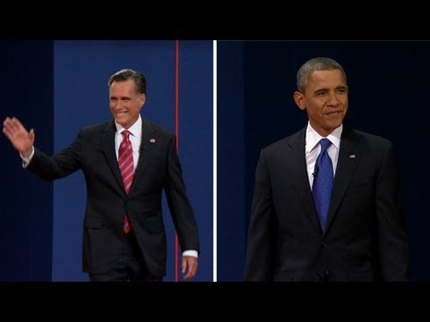The 2012 campaign in two minutes