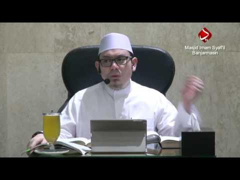 Cinta Kepada Allah #3 (Bag 1)- Ustadz Ahmad Zainuddin Al-Banjary