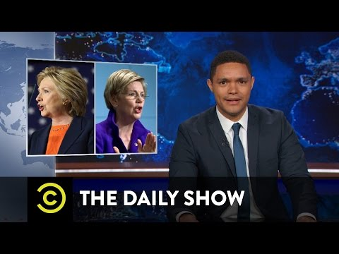 The Daily Show - Hillary Clinton's New Ally and Old Benghazi Scandal