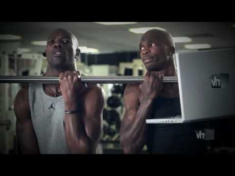 Terrell Owens and Chad Ochocinco 'Balance' VH1 Commercial