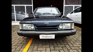 Chevrolet Opala Diplomata 6 cilindros 4.1/S - 1990