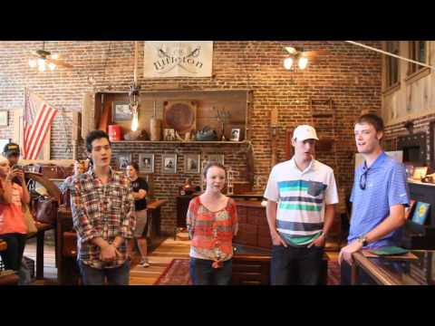 Erwin Family Southern Gospel Singers video