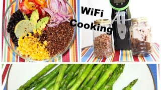 WiFi Cooking...a what? | Stay Connected with Your Kitchen - Sous Vide Nomiku