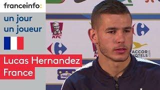 Un jour, un joueur : Lucas Hernandez, le combattant français