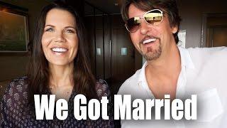 WE GOT MARRIED!!! + Pregnancy Rumors