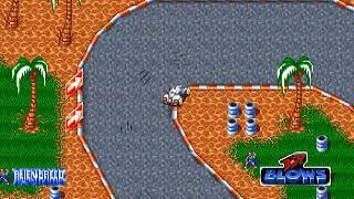 ATR All Terrain Racing   Commodore Amiga CD32