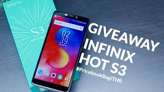 Review Infinix Hot S3 + Giveaway! #PricebookBagiTHR [Part 1/6]