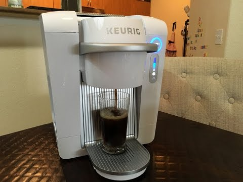 KEURIG KOLD REVIEW + SETUP AND UNBOXING/TASTING