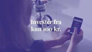 Du behøver ikke være millionær for at investere