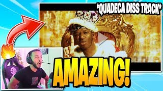 Hamlinz REACTS to KSI - Ares (Quadeca Diss Track) Official Video