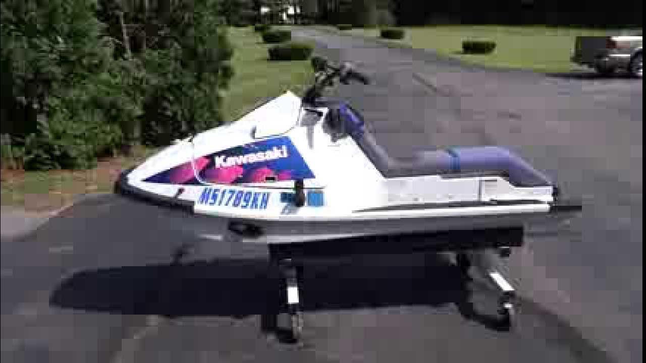 Kawasaki X Jet Ski