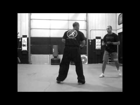 Choy Lay Fut Kung Fu: Sparring with Commentary Image 1