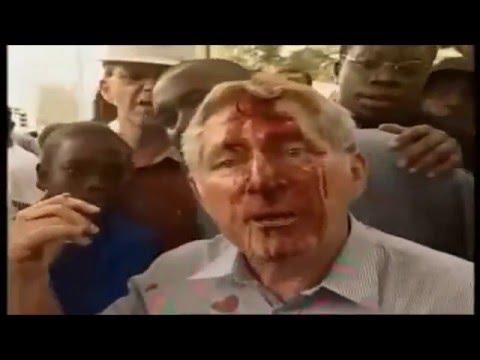 A BLACK HITLER  -ROBERT MUGABE