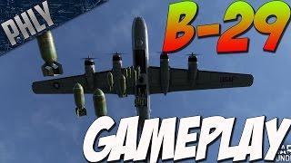 War thunder b 29 gameplay destiny of ghost