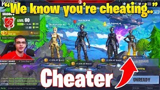 Nick Eh 30 Calls out Pro Player for Cheating...Full of Regret when Wrong (Intense Argument)
