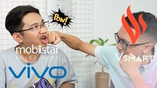 Nhìn lại smartphone thương hiệu Việt: Vsmart đánh bại Vivo và Mobiistar