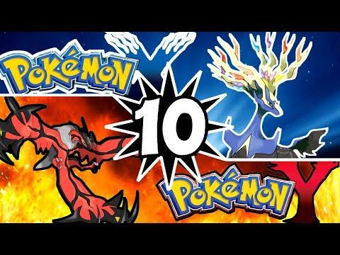 Pokémon x et y nouveau pokémon