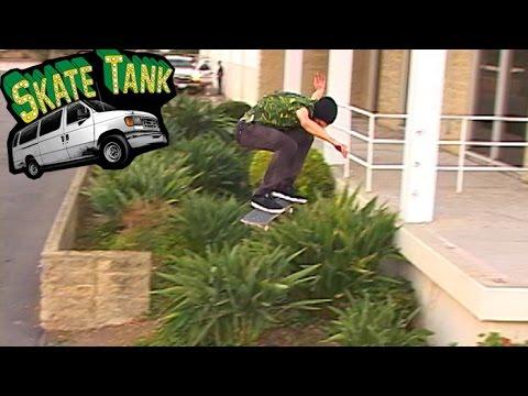 "Shake Junt's ""Skate Tank"" Part 3 of 3"
