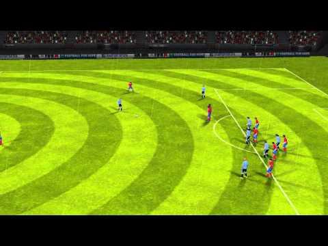 FIFA 14 Android - Corea del Sur VS Uruguay