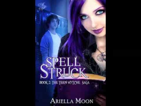 Spell Struck Book Trailer