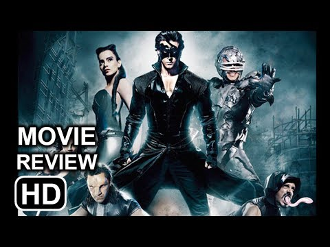 Krrish 3 Movie Review: A Formulaic Superhero Adventure Powered...