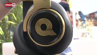 IFA 2015 : un casque AKG signé Quincy Jones à 1500 euros ! DQJMM (1/2)