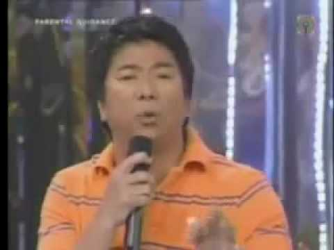 Willie Revillame Napikon Kay Jobert Sucaldito Full Version on Wowowee