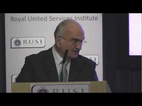 Prince Hasan Bin Talal on the Security of the Middle East