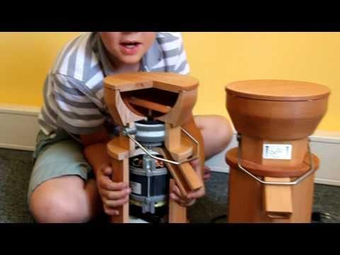 Getreidemühle Einhandbedienung Einsteller Mohnmühle Kitchen-Aid Kenwood Bosch