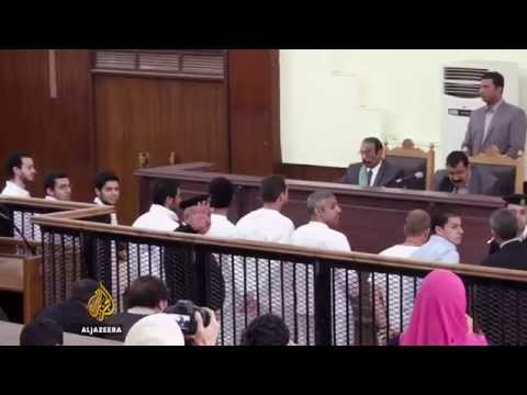 Egypt: Journalism on trial - The Listening Post (full)