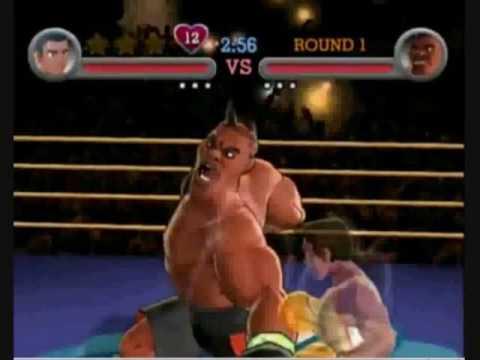 Punch-Out!! Wii:  Mr. Sandman Match Music Extended(Plus Bonus MP3)