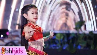 Múa Ấn Độ - Bé Thanh Hằng | Múa Ấn Độ Thiếu Nhi Vui nhộn