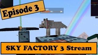 Sky Factory 3 Stream - 1000 DKK i Donationer