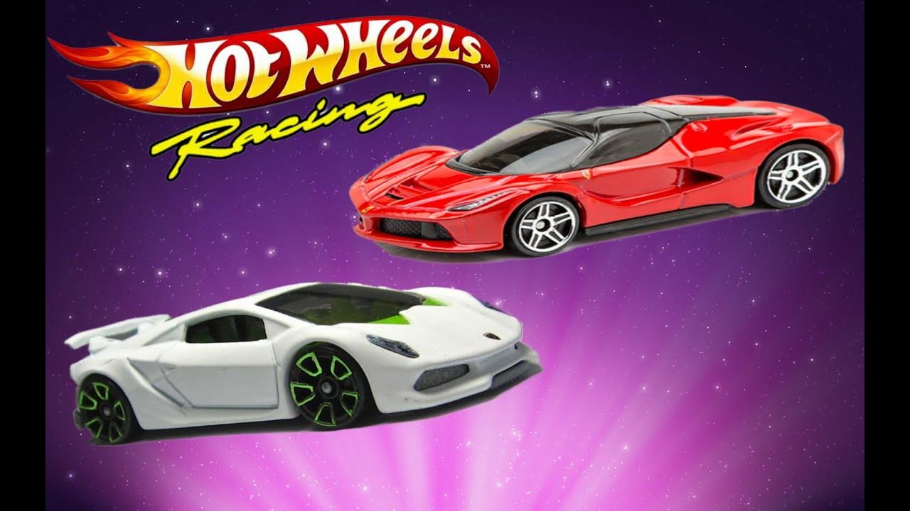 Sesto Elemento Hot Wheels Hot Wheels Racing Sesto
