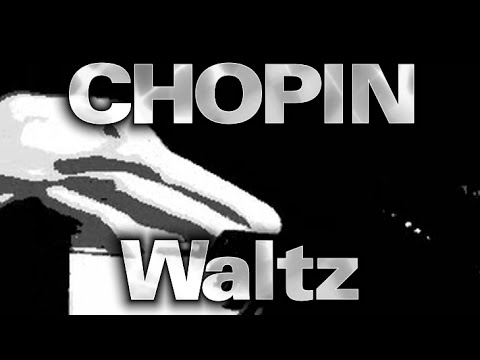 Frédéric CHOPIN: Waltz in A minor (Op. Posth.) [v01]