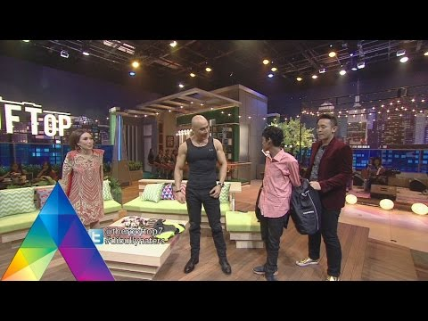 THE ROOFTOP - RIBUT SAMA HATTERS (15/3/16) 4-3